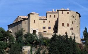 The conference center in Bertinoro